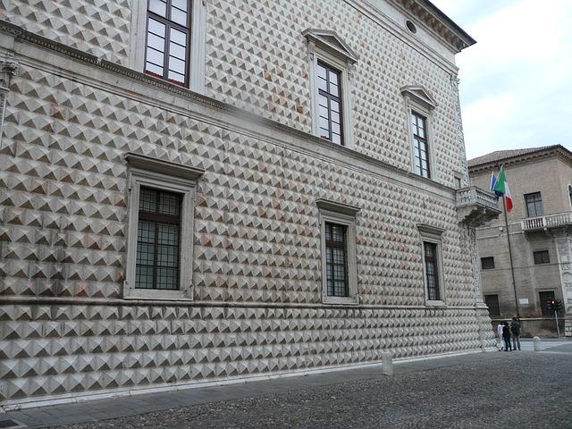 Palazzo Diamanti Ferrara